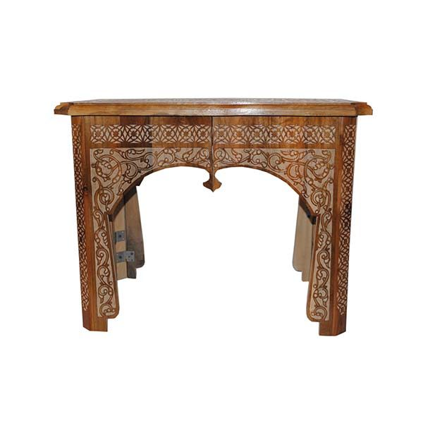 Islamic wooden carved table for sale in uk