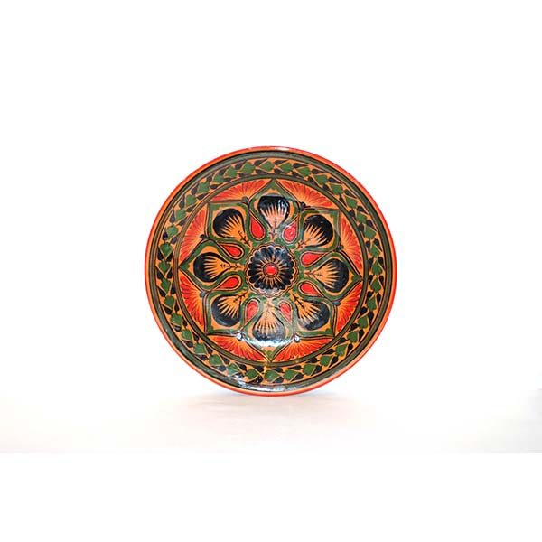 excelent arabesque designed plate for sale