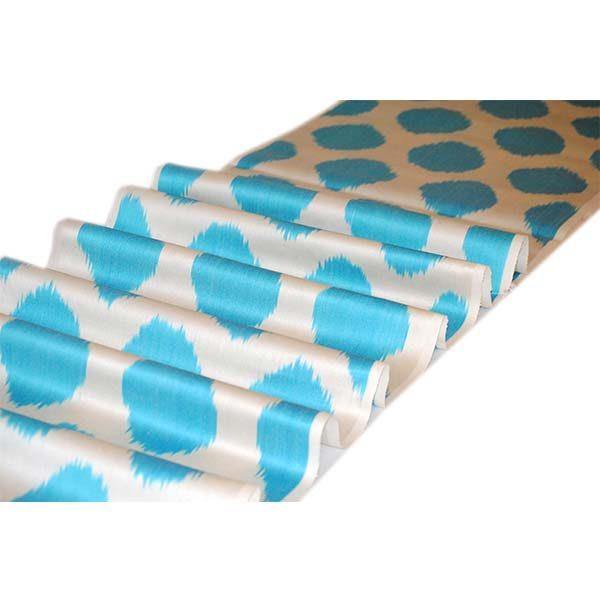 handwoven colourful fabric with unique design