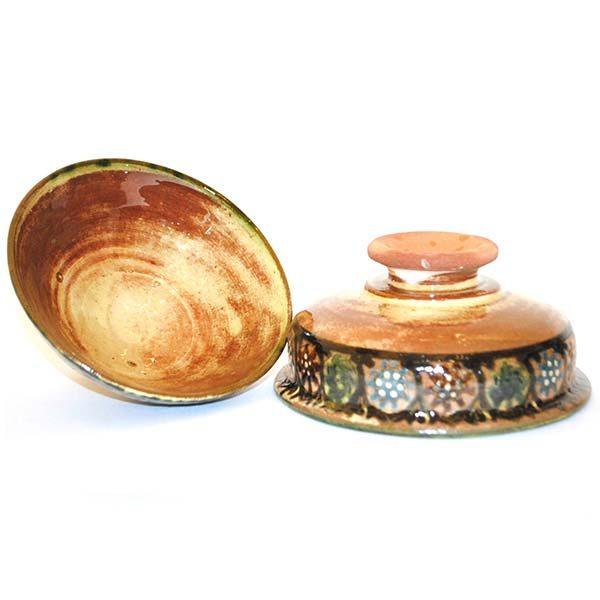 handmade ceramic soup dish for sale