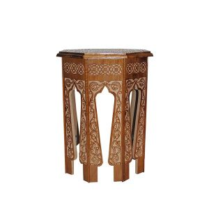 elegant wooden carved table for sale in uk