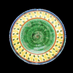 beautiful hand-painted bukhara ceramics