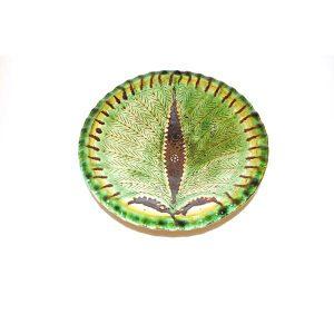 beautiful handmade ceramic plate for sale