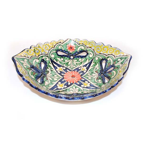 magnificent patterned dish for sale in uk