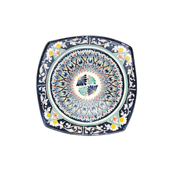 fabulous ceramic square plate for sale
