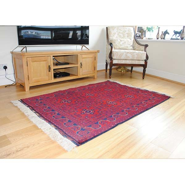 handmade turkmen rug for sale uk