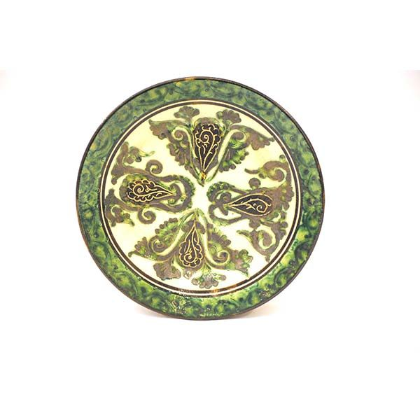 unique handcrafted plate for sale