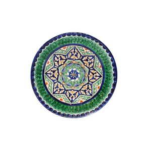 majestic handcrafted ornate plate for sale