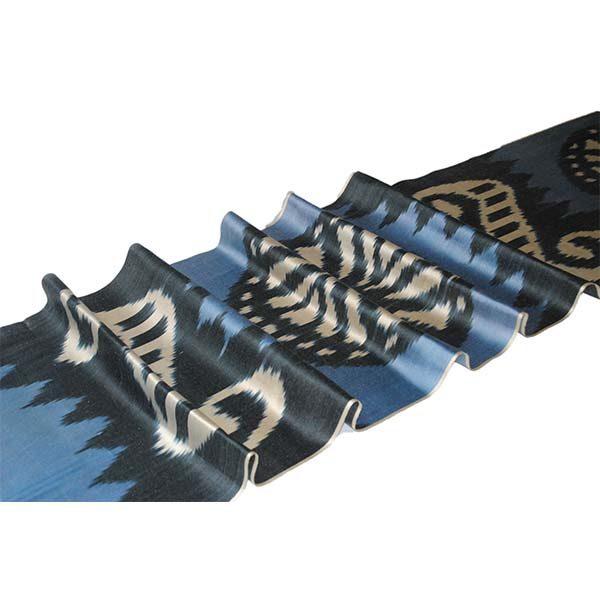 aristocratic handmade fabric with unique design